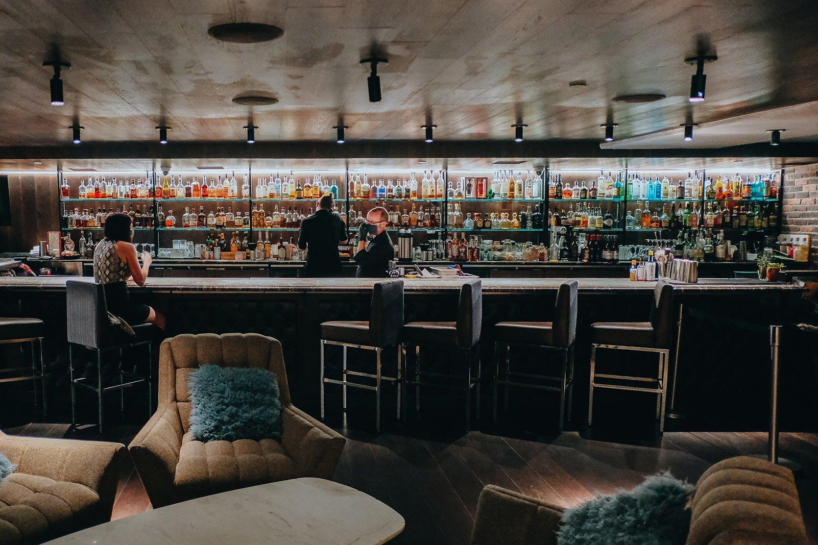 Bourbon & Banter - Underground Dallas Speakeasy
