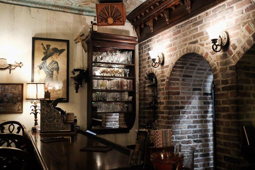 The inside of Congress Street Up Savannah