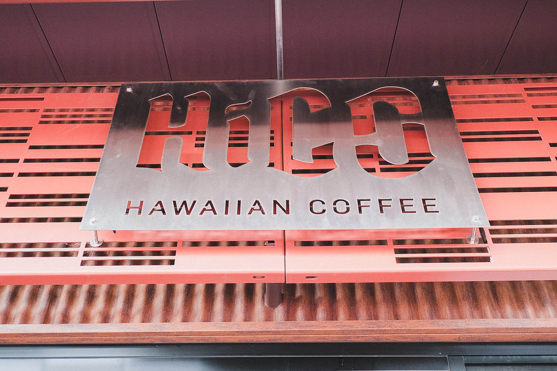 HiCO Hawaiian Coffee