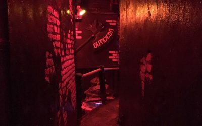 The Dungeon | New Orleans Secret Vampire Bar