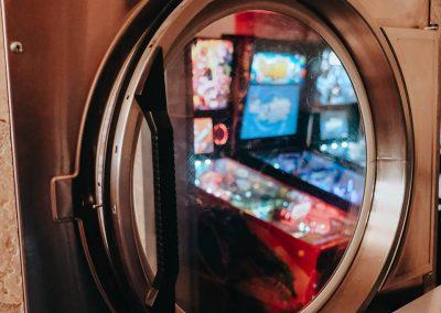 Sunshine Laundromat and pinball 6