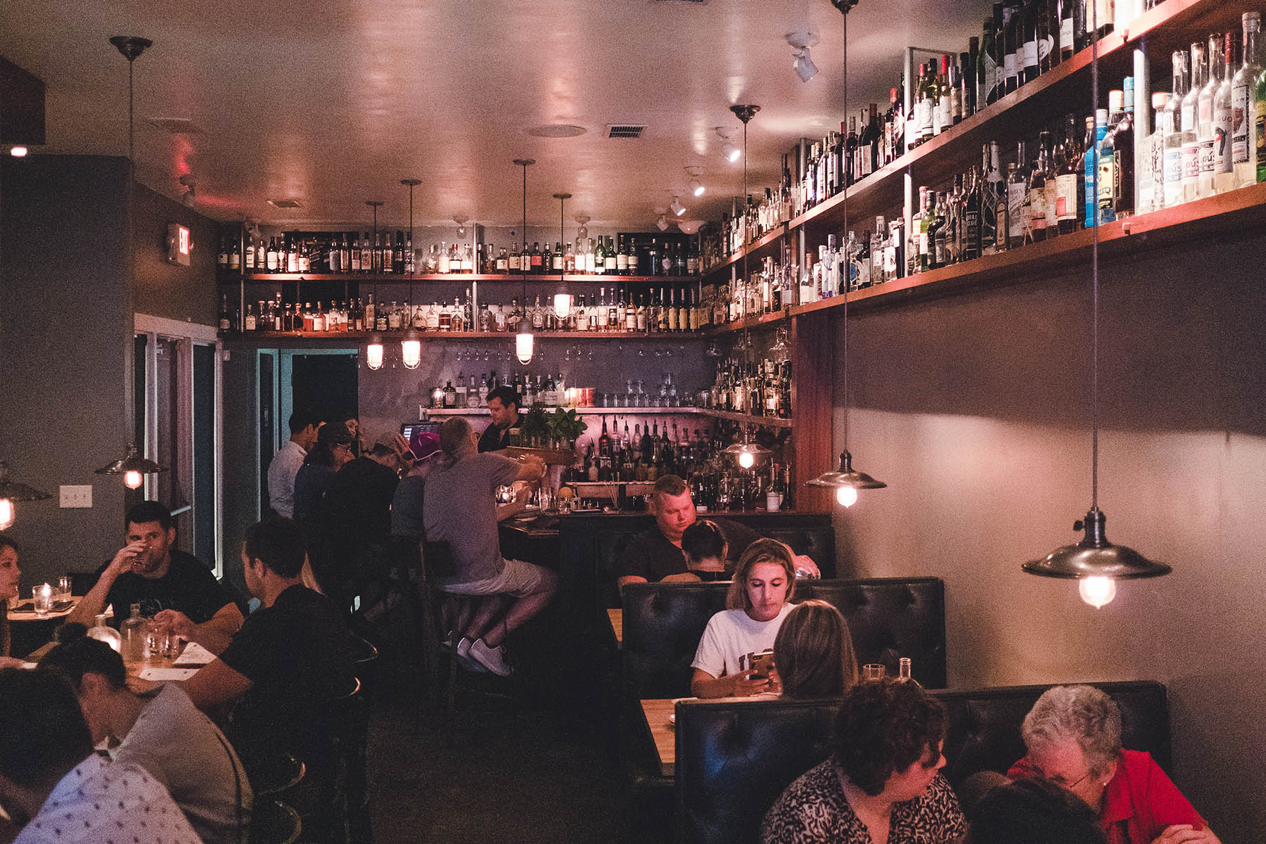 The Interior of The Gin Joint Charleston