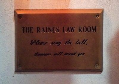 raines law room secret bar new york city1